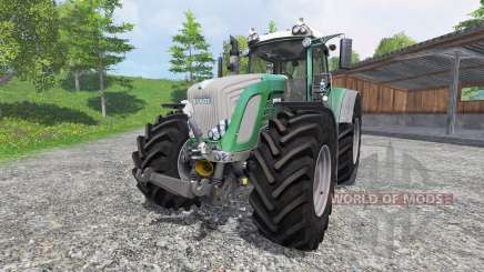Fendt 939 Vario [washable] pour Farming Simulator 2015