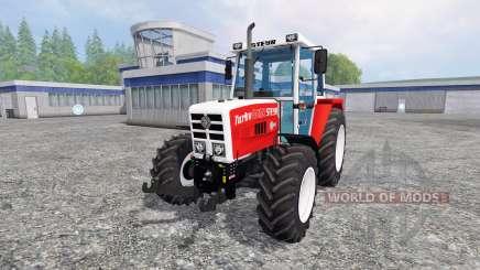 Steyr 8080A Turbo SK2 für Farming Simulator 2015