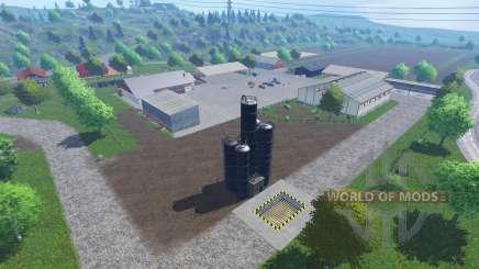 Hagestedt v1.1 für Farming Simulator 2015