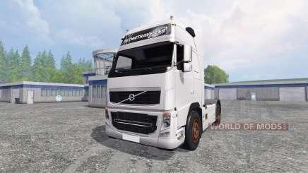 Volvo FH16 Mk.II v1.1 pour Farming Simulator 2015