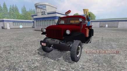 Dodge Power Wagon WM-300 [service] pour Farming Simulator 2015
