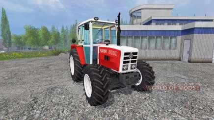 Steyr 8080A SK1 pour Farming Simulator 2015