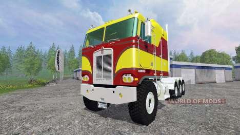 Kenworth K100 pour Farming Simulator 2015