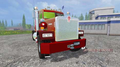 Kenworth C500 pour Farming Simulator 2015