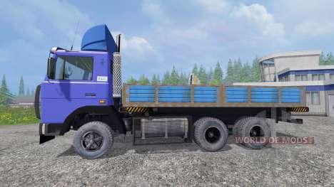 MAZ-4370 [pack] pour Farming Simulator 2015