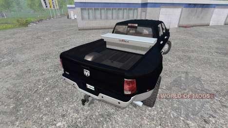 Dodge Ram 3500 v1.0 für Farming Simulator 2015