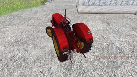 Famulus RS 14-36 v2.0 pour Farming Simulator 2015