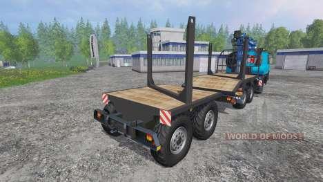 Tatra T815 [forest] pour Farming Simulator 2015