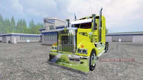 Kenworth T908 [CLAAS] für Farming Simulator 2015