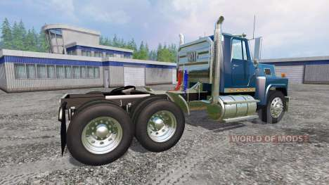 Ford L9000 pour Farming Simulator 2015