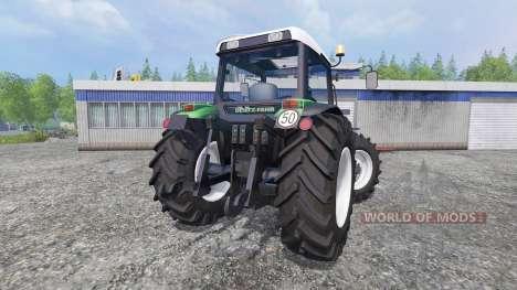 Deutz-Fahr Agrofarm 430 v1.3 pour Farming Simulator 2015