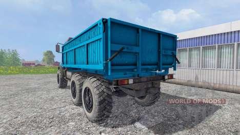 44202-59 de l'Oural [camion] pour Farming Simulator 2015