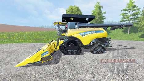 New Holland CR10.90 v3.6 pour Farming Simulator 2015