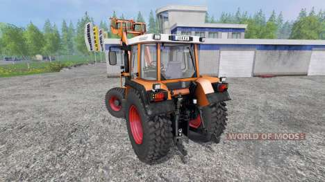 Fendt 380 GTA Turbo v1.0 pour Farming Simulator 2015