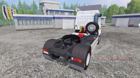 KamAZ-5490 pour Farming Simulator 2015