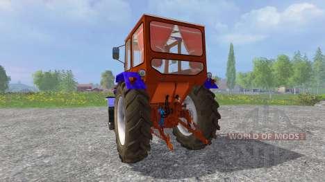UTB Universal 650M pour Farming Simulator 2015