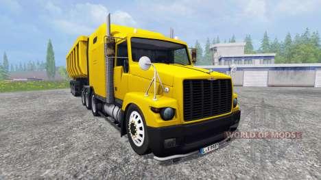 GAS-Titan v2.0 für Farming Simulator 2015