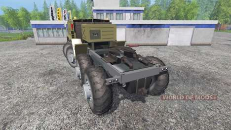 MAZ-537 pour Farming Simulator 2015