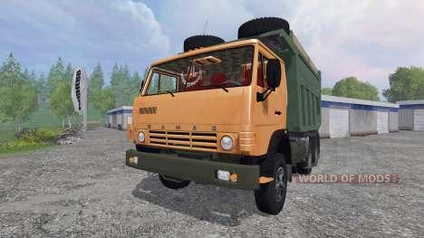 KamAZ-65115 für Farming Simulator 2015