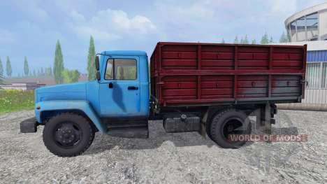 GAZ-3307 v1.1 für Farming Simulator 2015