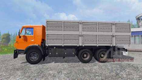 KamAZ-53212 [trailer] für Farming Simulator 2015