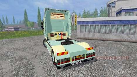 DAF XF105 v1.0 pour Farming Simulator 2015