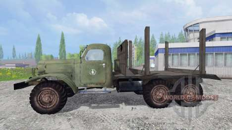 ZIL-157 [bois] pour Farming Simulator 2015