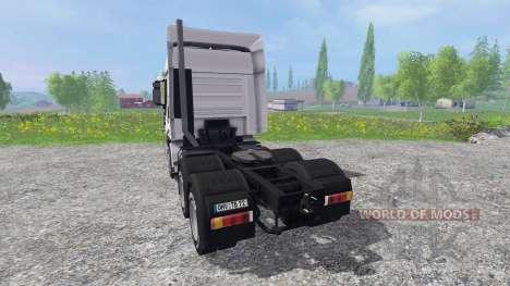 Iveco Stralis 600 pour Farming Simulator 2015