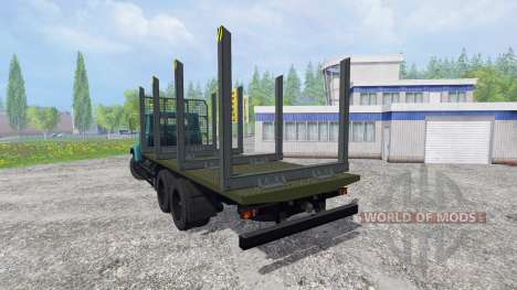 Kraz-6233 pour Farming Simulator 2015