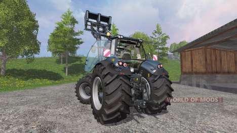 Deutz-Fahr Agrotron 7250 Warrior v5.0 pour Farming Simulator 2015
