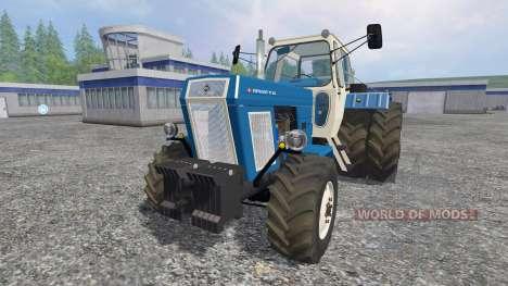 Fortschritt Zt 303C v2.6 pour Farming Simulator 2015