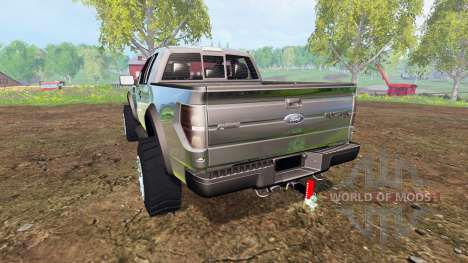 Ford F-150 Raptor für Farming Simulator 2015