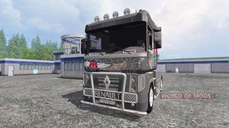 Renault Magnum [vega route 66] pour Farming Simulator 2015