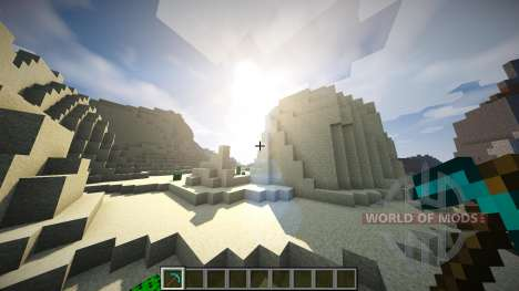 KUDA-Shaders v5.0.6 High für Minecraft