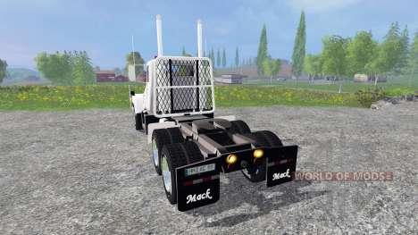 Mack RD688 für Farming Simulator 2015