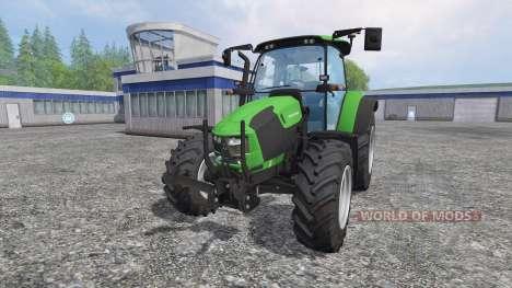 Deutz-Fahr 5130 TTV FL für Farming Simulator 2015