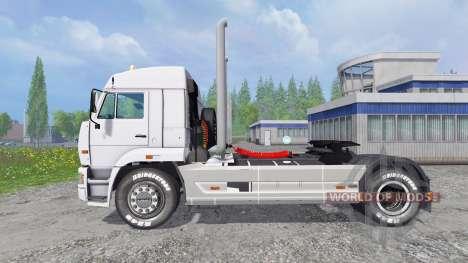 KamAZ-5460 [tuning] pour Farming Simulator 2015