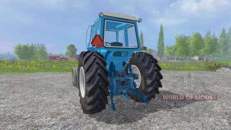Ford TW 10 pour Farming Simulator 2015