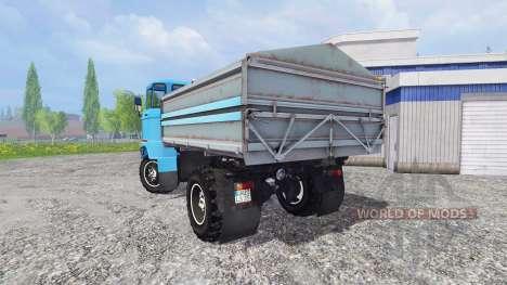 IFA W50L [grain structure] pour Farming Simulator 2015