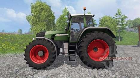 Fendt 930 Vario TMS v1.0 für Farming Simulator 2015