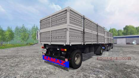 ROMAN 19.215 [trailer] pour Farming Simulator 2015