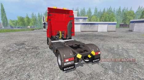 Renault Premium 450 für Farming Simulator 2015