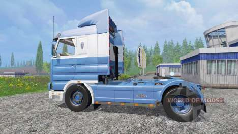Scania 143M für Farming Simulator 2015