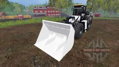 Volvo 180F pour Farming Simulator 2015