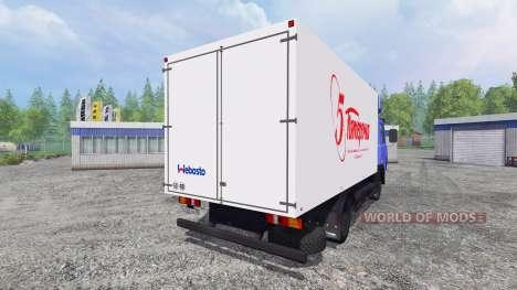 MAZ-4370 [van] pour Farming Simulator 2015