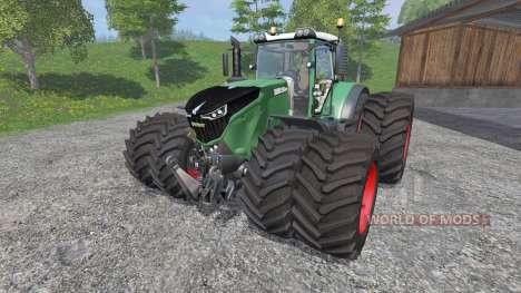 Fendt 1050 Vario [grip] v4.4 pour Farming Simulator 2015
