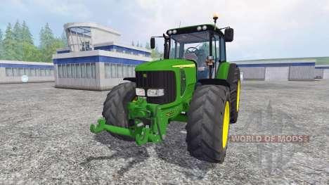 John Deere 6920 S v2.0 für Farming Simulator 2015