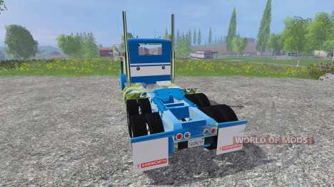 Kenworth W900L für Farming Simulator 2015