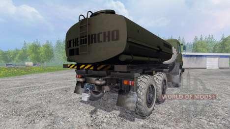 KamAZ-43114 v2.0 für Farming Simulator 2015
