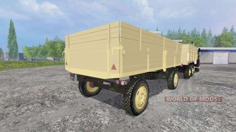 Ural-4320 [GKB-817] pour Farming Simulator 2015